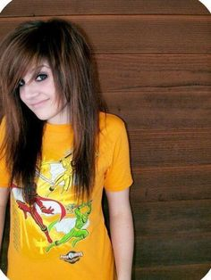 Pleasing Emo Emo Haircuts And Hair On Pinterest Short Hairstyles Gunalazisus