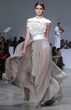 WEDDING DRESS IDEAS: Bridal inspiration from Paris Couture Fashion Week