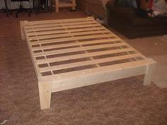 Make high enough for drawers underneath, 2 twin to make L shaped bed, looks like couch after made. No headboards