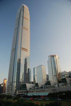 2IFC Tower, Hong Kong