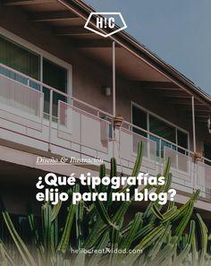 Tipografías gratuitas para tu blog - Hello! Creatividad