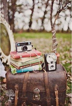 Книги,природа,фотоаппарат-все,что нужно