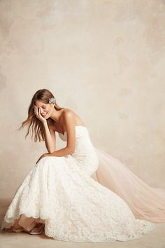 the cinderella project: because every girl deserves a happily ever after: Monique Lhuillier Bliss 2015 Collection