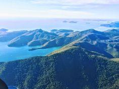 Scenic flight over the Whitsunday Islands #queensland #australia #travel #vacation #adventure #bucketlist #scenicflight #whitsundays #greatbarrierreef