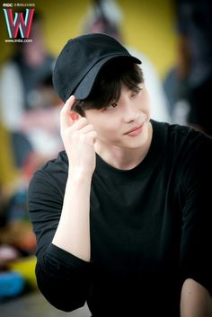 Lee jong suk / W two worlds drama
