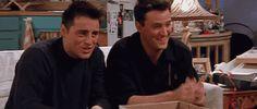 Los 25 momentos en los que Joey y Chandler triunfaron en la amistad