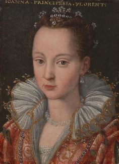 Virginia, daughter of Cosimo I was married to Duke Cesare v. Modena 1586, died 1615