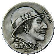 James Stewart Hobo Nickel, Buffalo, Classic Style, Coins, Art, Art Background, Rooms, Kunst, Performing Arts
