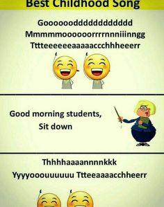 Can never forget 😉 funny school jokes, school humor, school fun, school life Funny Minion Memes, Funny School Jokes, Very Funny Jokes, Crazy Funny Memes, Really Funny Memes, School Humor, Funny Relatable Memes, Funny Facts, School Fun