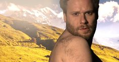 Seth Rogen gets topless and wins the Internet in this hilarious parody of Kanye West's music video.