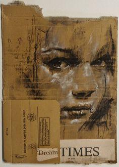 A LEVEL art portraiture - Yahoo Image Search results - A Level Art Sketchbook - A Level Art Sketchbook, Artist Sketchbook, Drawing Faces, Art Drawings, Pencil Drawings, Drawing Art, Drawing Tips, Kunst Portfolio, Advanced Higher Art