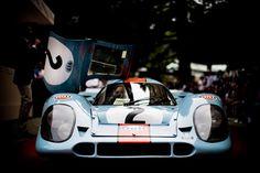 Porsche 917, Jimmy's favorite.