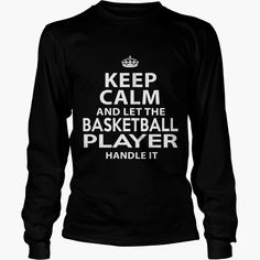 #BASKETBALL PLAYER, Order HERE ==> https://www.sunfrogshirts.com/LifeStyle/126270244-752437732.html?53625, Please tag & share with your friends who would love it, #xmasgifts #birthdaygifts #renegadelife