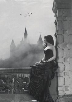 """This castle is my home, something I haven't had in a long time."""