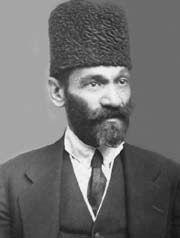 Samih Rifat Bey (Yalnızgil) - Türk Dil Kurumu - Vikipedi-TDK'nın ilk başkanı ve dört kurucu üyesinden biri olan Samih Rifat Bey.