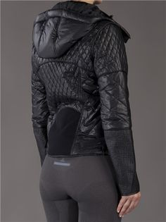 ADIDAS BY STELLA MCCARTNEY - SKI MOTO PUFFER JACKET