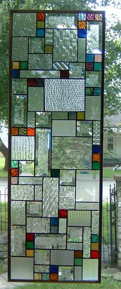 new ideas for faux stained glass door art Stained Glass Quilt, Stained Glass Door, Stained Glass Designs, Stained Glass Projects, Stained Glass Patterns, Leaded Glass, Mosaic Glass, Modern Stained Glass Panels, Window Glass