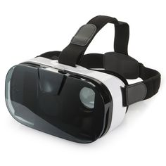 """Virtual Reality Box 3D VR Headset VR Goggle Gear for iPhone 5 5s 6 plus Samsung S3 Edge Note 4 and 4-6.5 inch Smartphone,2016 Newest. Wide Compatibility : Comfortably fits phones with a screen size within 4.0 - 6.5 inches,""""8"""" type glare shield delicated for playing virutal reality games. FD & OD Adjustment : Adjust your suitable focal distance by rolling the gear at a range of 55mm - 75mm, and adjust the object distance by pushing the button so as to get a stretch lenses. Comfort design…"""