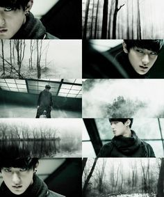 Weather edits - Fog - EXO/Tao