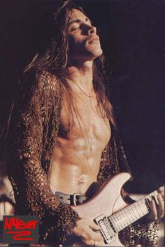 Nuno Bettencourt...plus he plays a mean guitar....