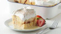 28 of the Easiest Dessert Recipes - Pillsbury.com No Bake Desserts, Easy Desserts, Delicious Desserts, Dessert Recipes, Yummy Food, Cupcake Recipes, Dessert Ideas, Impressive Desserts, Potluck Desserts