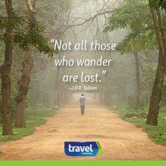 Weekend #Wanderlust.