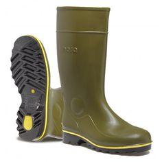 Nora JAN pracovní a bezpečnostní gumová obuv Rubber Rain Boots, Shoes, Fashion, Moda, Zapatos, Shoes Outlet, La Mode, Fasion, Footwear