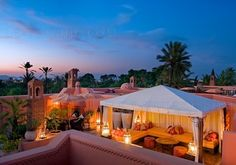 Royal Mansour Hotel | Marrakech, Morocco