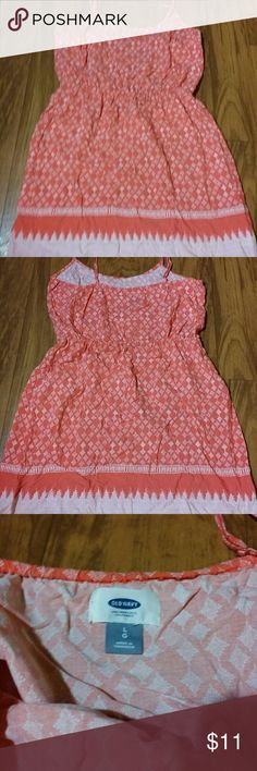 """Old Navy dress Large, approximately 36""""  in length from  shoulder to bottom Old Navy Dresses"""
