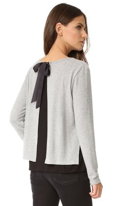 Major Double Layer Sweater