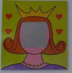 koninklijk spiegeltje. Zo wordt jij de koning of koningin.