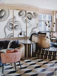#kellywearstler #interior #design