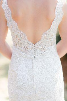 Beaded lace: http://www.stylemepretty.com/little-black-book-blog/2015/02/25/dazzling-hot-pink-wedding-inspiration-a-pop-of-confetti/ | Photography: Caroline Lima - http://www.carolinelima.com/