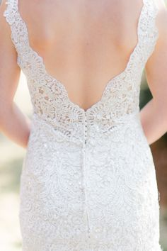 Beaded lace: http://www.stylemepretty.com/little-black-book-blog/2015/02/25/dazzling-hot-pink-wedding-inspiration-a-pop-of-confetti/ | Photography: Caroline Lima - http://www.carolinelima.com/