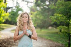 Yoga portraits of Julia J. Von Briesen in Golden Gate park, Haight Ashbury, and Ocean beach San Francisco