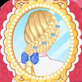 perfetto parrucchiere treccia