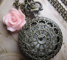 I do adore this spider pocket watch. There's a replica on ebay that I'd like to buy.