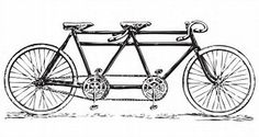 Image result for public domain images of vintage bicycles