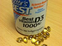 Vitamin D is believed to help improve the body's sensitivity to insulin – the hormone responsible for regulating blood sugar levels – and thus reduce the risk of insulin resistance... Read more at www.diabetes.co.uk