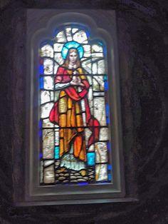 Mary Magdalene Window - St Mark's Episcopal Church in Casper, WY