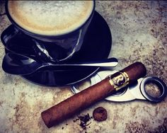 #coffee #cigar #cigarlovers