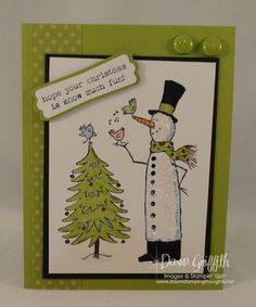 snow much fun stampin up - Google Search