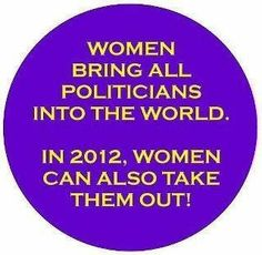 Lets get it done! Restore America! Vote Romney/Ryan and regain the Senate!