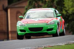 Mazda RX-8, UK Endurance Racing