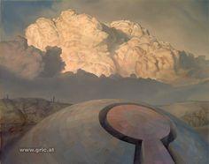 PETER GRIC | Heavy Clouds II | Schwere Wolken II