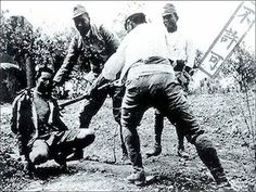 Japanese War Crimes: The Nanking Massacre - Learning History Nanking Massacre, Bataan Death March, Crime, Japon Tokyo, Prisoners Of War, Leyte, World History, Ww2 History, True Stories