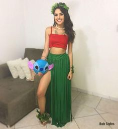 Have a quick look at the best Halloween Costumes for Women which can easily be DIYed. From BFF Halloween costumes to easy peasy & cute Halloween costumes. Diy Halloween Costumes For Women, Cute Costumes, Couple Halloween, Halloween Cosplay, Lilo Costume Halloween, Disney Costumes For Women, Fancy Dress Costumes For Women, Disney Fancy Dress Women, Fun Costumes For Women