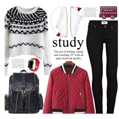 How To Wear Sweater Weather (school style) Outfit Idea 2017 - Fashion Trends Ready To Wear For Plus Size, Curvy Women Over 20, 30, 40, 50