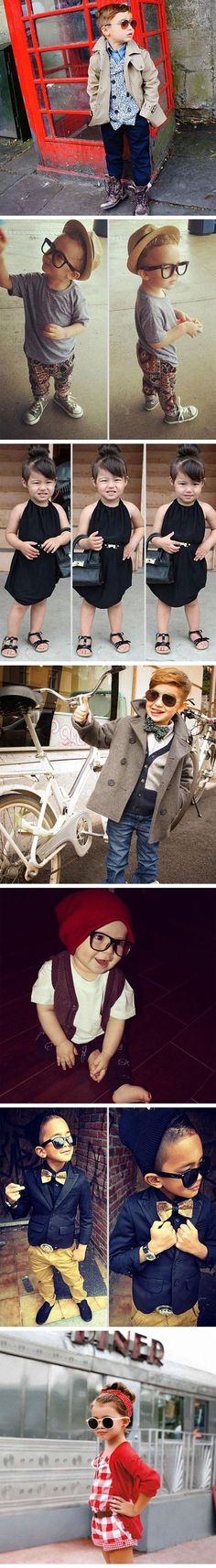 Kids that dress better than you... - The Meta Picture