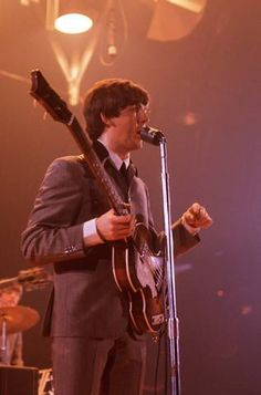 Paul McCartney (Washington)  2-11-64